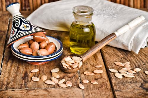 Hatupflege mit Arganöl