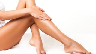 Schöne Beine nach dem Epilieren