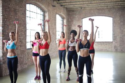Durch Sport und Ernährung den Körper verwandeln