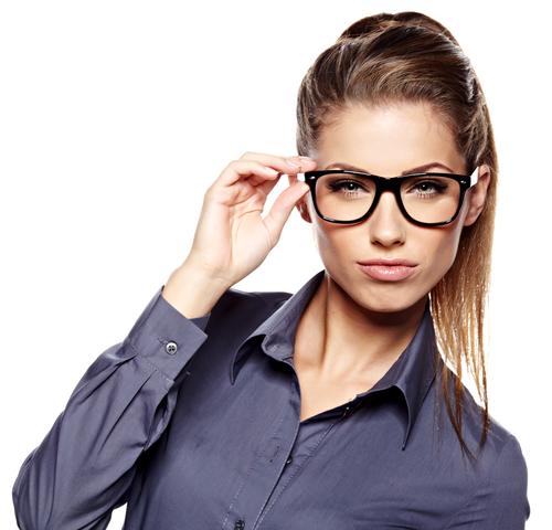 modische Brillen sind wahre Highlighter